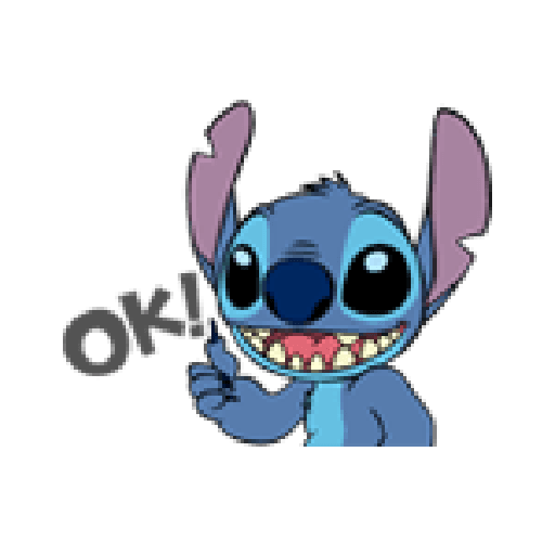 Stitch2 - Sticker 4
