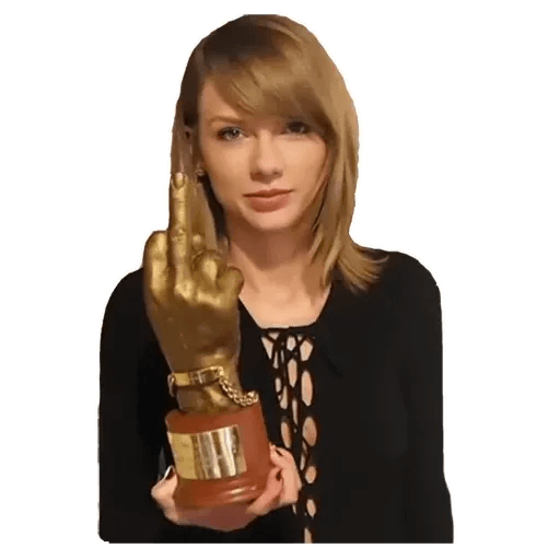 Taylor Swift - Sticker 17