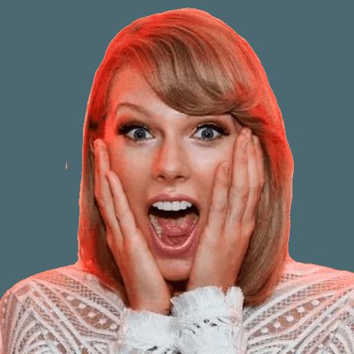 Taylor Swift - Sticker 27