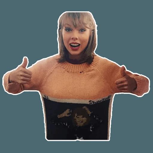 Taylor Swift - Sticker 7