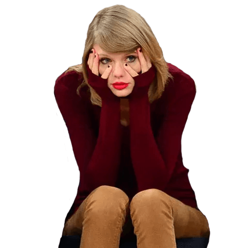 Taylor Swift - Sticker 26