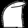 FlorkoFCows - Tray Sticker