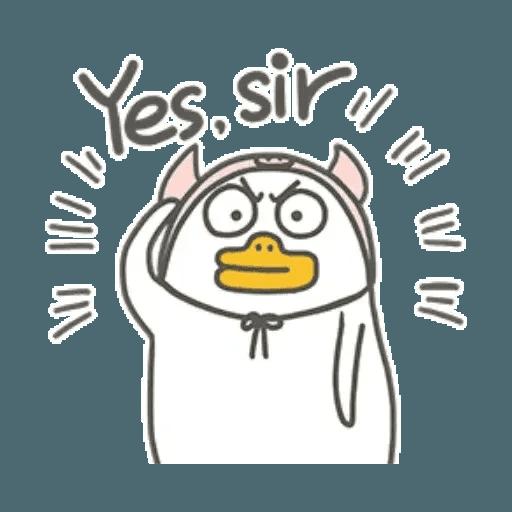 BH-duck04 - Sticker 11