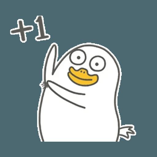 BH-duck04 - Sticker 10