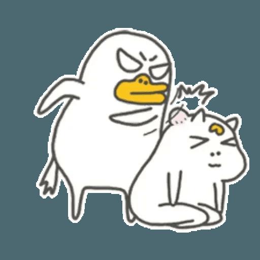 BH-duck04 - Sticker 8