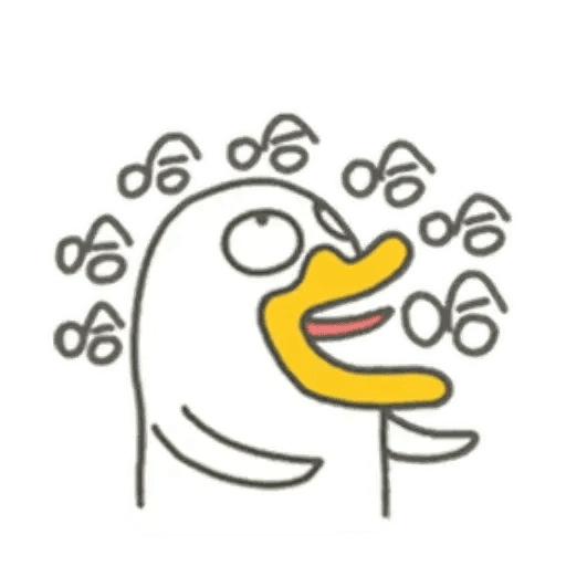 BH-duck04 - Sticker 2