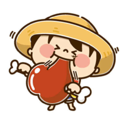 ONE PIECE - Sticker 4