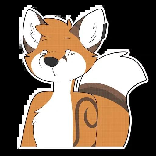 Furry Yanick 2 - Sticker 4