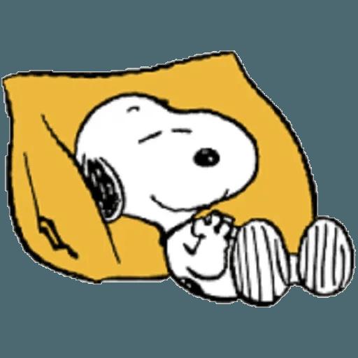 Snoopy - Sticker 11