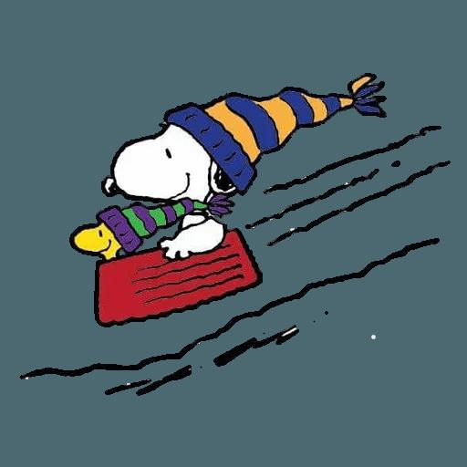 Snoopy - Sticker 23