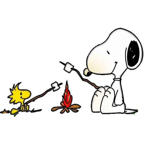 Snoopy - Sticker 15