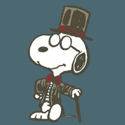 Snoopy - Sticker 26
