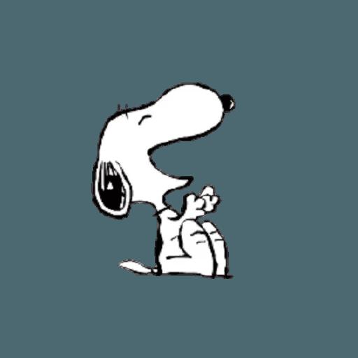 Snoopy - Sticker 16