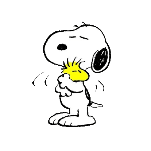Snoopy - Sticker 2