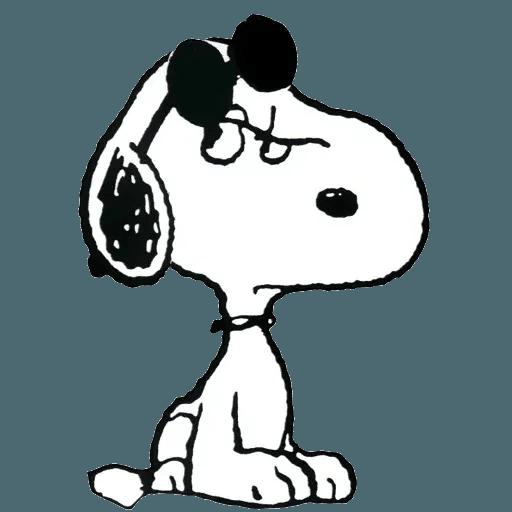 Snoopy - Sticker 7