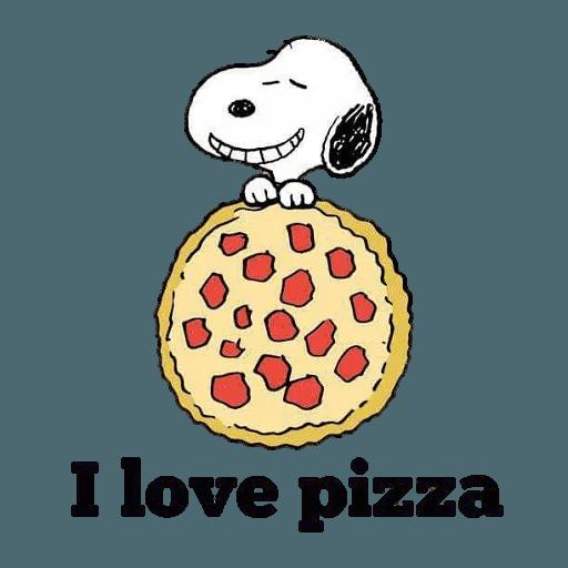 Snoopy - Sticker 18