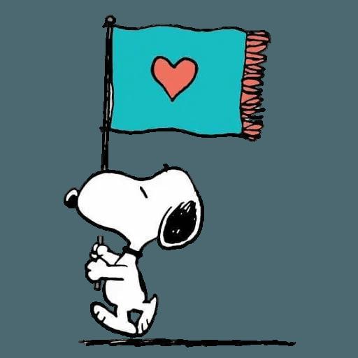 Snoopy - Sticker 27