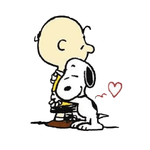 Snoopy - Sticker 1
