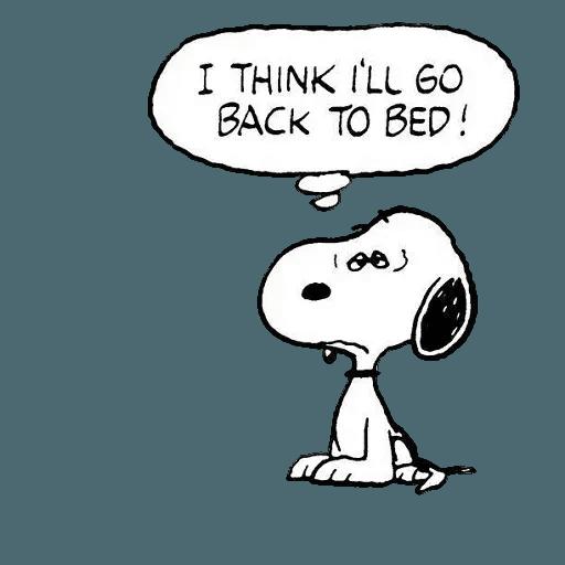 Snoopy - Sticker 28