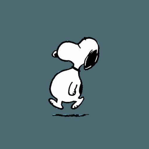 Snoopy - Sticker 29