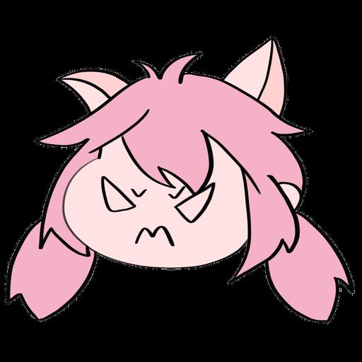 cat girl - Sticker 24