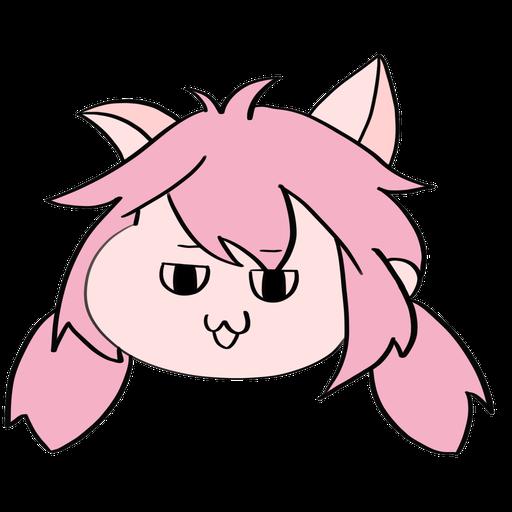 cat girl - Sticker 11