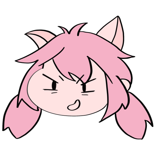 cat girl - Sticker 4