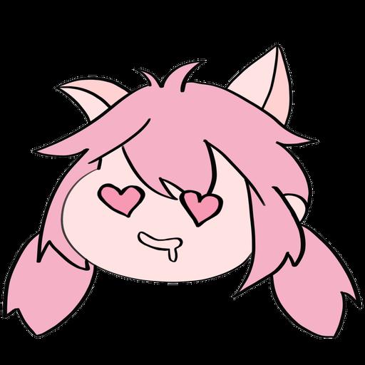 cat girl - Sticker 23