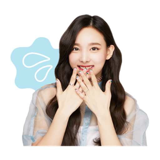 TWICE #1 - Sticker 1
