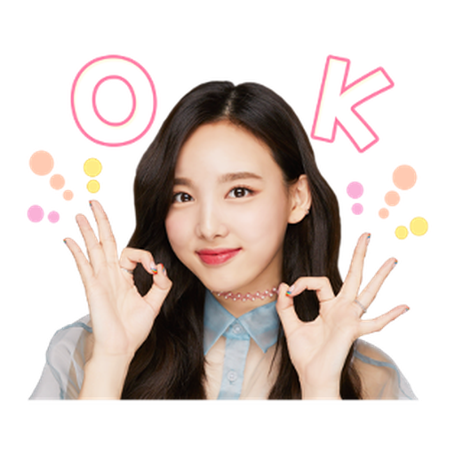 TWICE #1 - Sticker 4