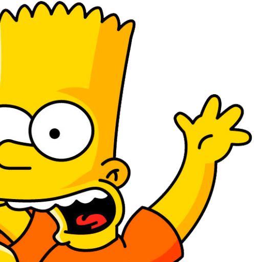 The Simpsons - Sticker 20