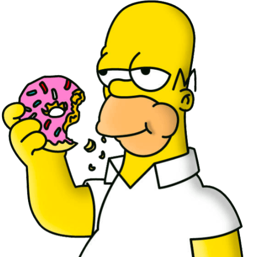 The Simpsons - Sticker 6