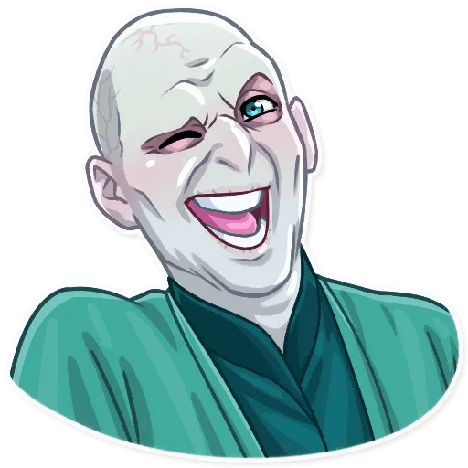 Lord Voldemort - Sticker 16