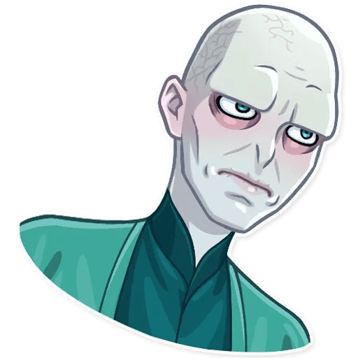 Lord Voldemort - Sticker 15