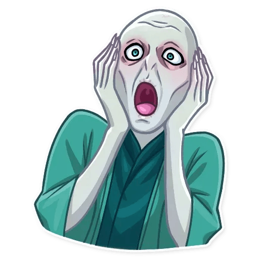 Lord Voldemort - Sticker 24