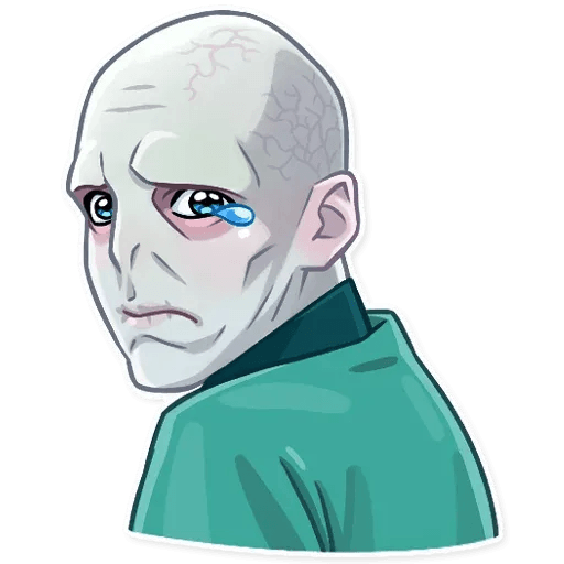 Lord Voldemort - Sticker 8