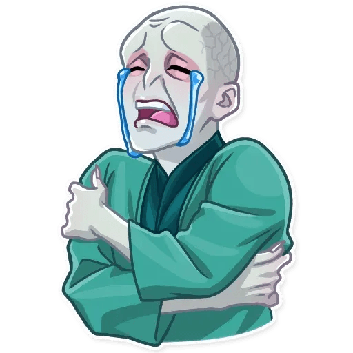 Lord Voldemort - Sticker 22