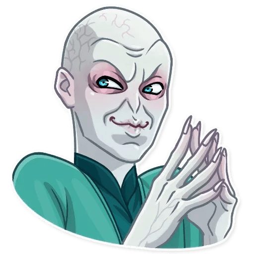 Lord Voldemort - Sticker 19