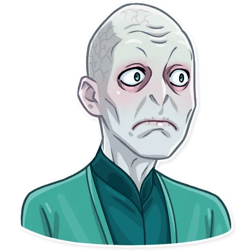 Lord Voldemort - Sticker 6