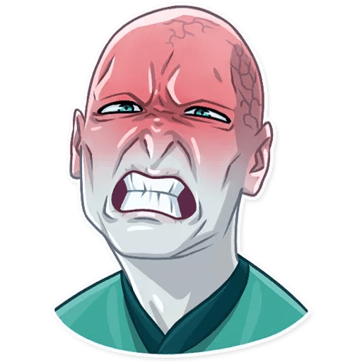 Lord Voldemort - Sticker 10