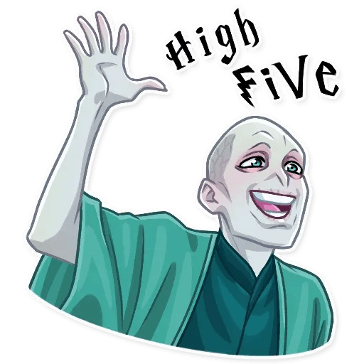 Lord Voldemort - Sticker 25