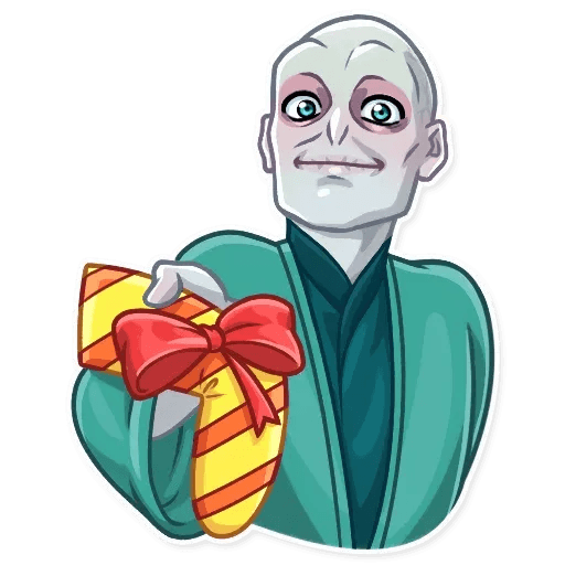 Lord Voldemort - Sticker 28