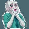 Lord Voldemort - Tray Sticker