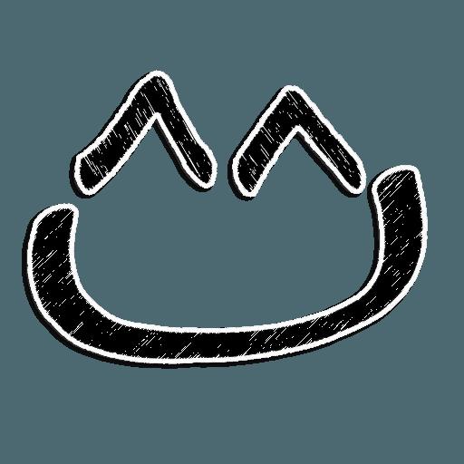 Stick Faces - Sticker 5