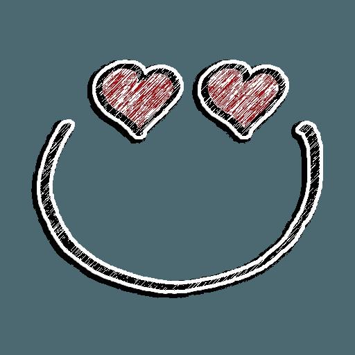 Stick Faces - Sticker 8