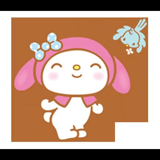 Meloy - Sticker 12