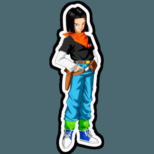 Dragon Ball II - Sticker 22