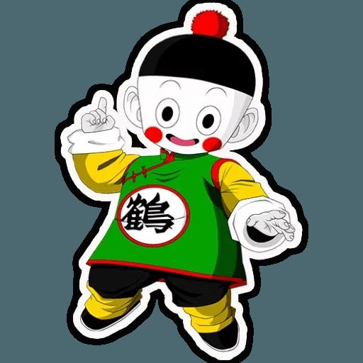 Dragon Ball II - Sticker 5