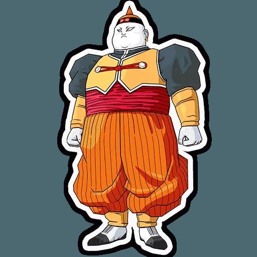 Dragon Ball II - Sticker 25