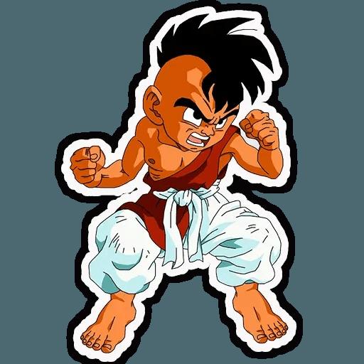 Dragon Ball II - Sticker 18